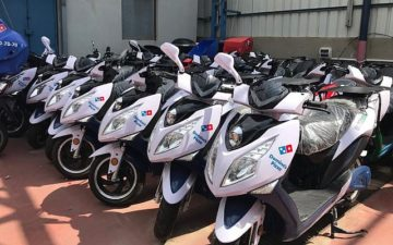 Israeli startup Blitz eyes India, Europe with speedy electric motorbikes