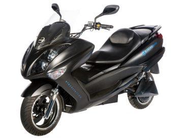 סוף-סוף: המדינה רוכשת קטנועים ירוקים