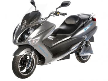 Les scooters électriques Blitz Motors en Europe
