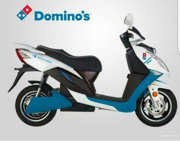 """Les scooters électriques """"routiers"""" de Blitz Motors vont débarquer en Europe"""